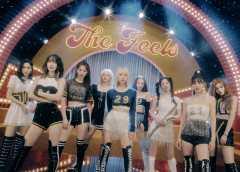 TWICE rilis single berbahasa Inggris pertama `The Feels`, pengumuman comeback hingga jadwal tur baru